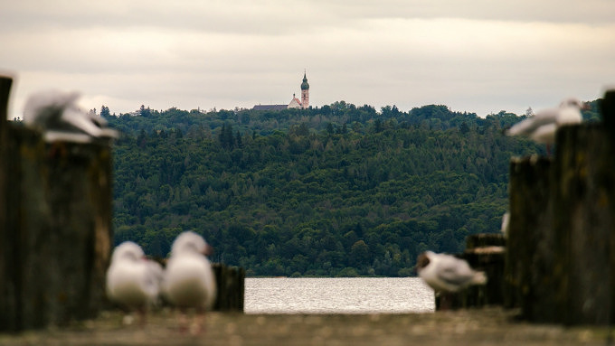 Kloster Andechs Berg Ammersee