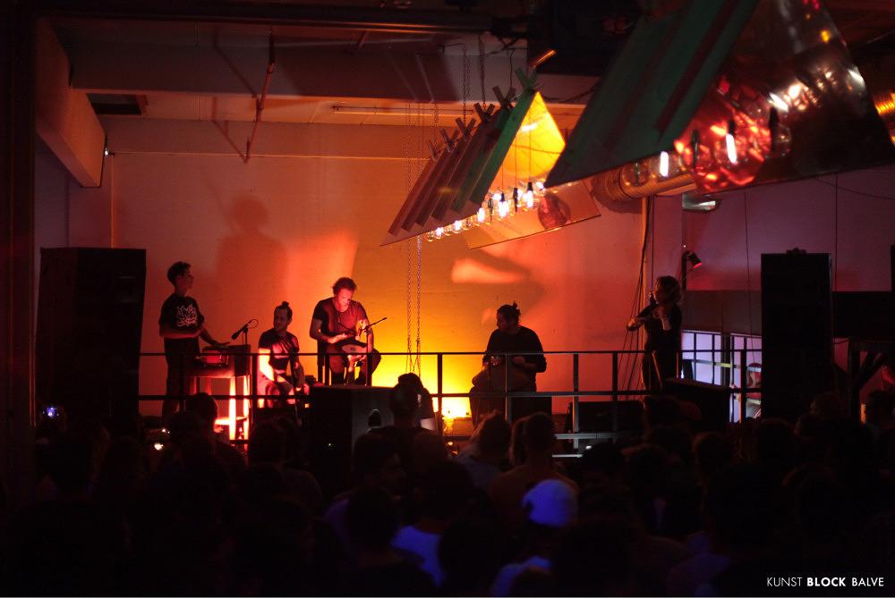 Kunst, Konzerte, Club: Der Kunst Block Balve an der Westendstraße
