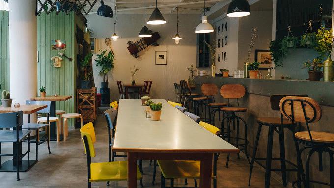 Hip-Hop Venezolanische Küche, Bar & Club: Das Prygoshin am Hauptbahnhof