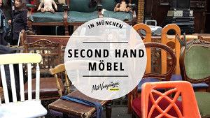 11 Läden, in denen ihr schöne Second Hand-Möbel kaufen könnt