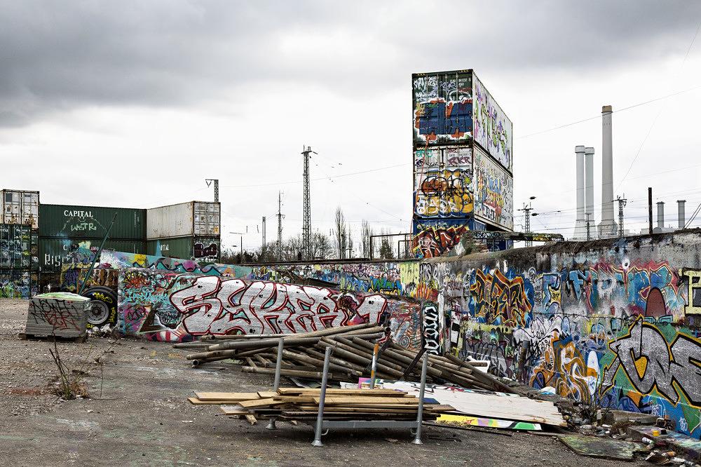 Avantgarde der Konformität Orte der Subkultur: Die Fotos von Lena Engel zeigen das andere München