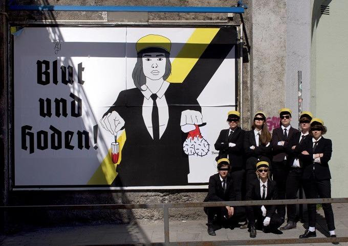 Molestia Münchens Erste Burschenschaft Für Frauen Mit