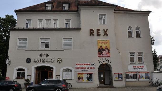 Neues Rex Kino Laim