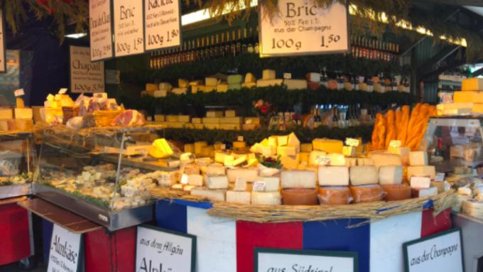 Thoma Fromages et Vines Viktualienmarkt