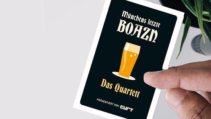 Ungewitter sticht Pilsdoktor: Das neue Münchner Boazn-Quartett