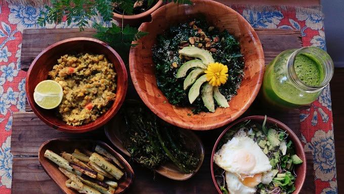 Ayurveda Kochen Curry Gewürze