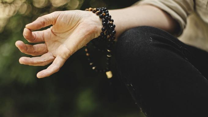 Meditation Ayurveda Entspannung