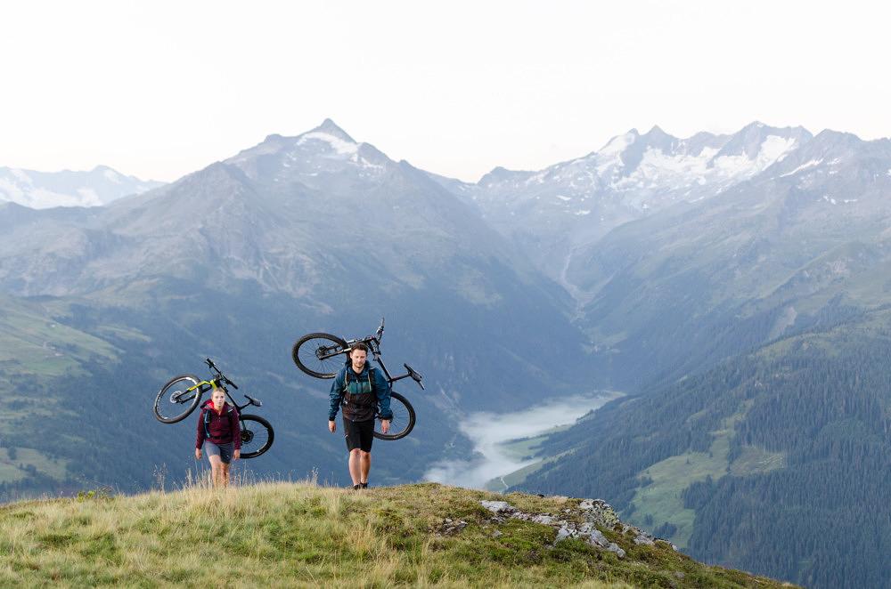 Kleine, geile Firmen #45 – Mountainbike-Rucksack von Outentic