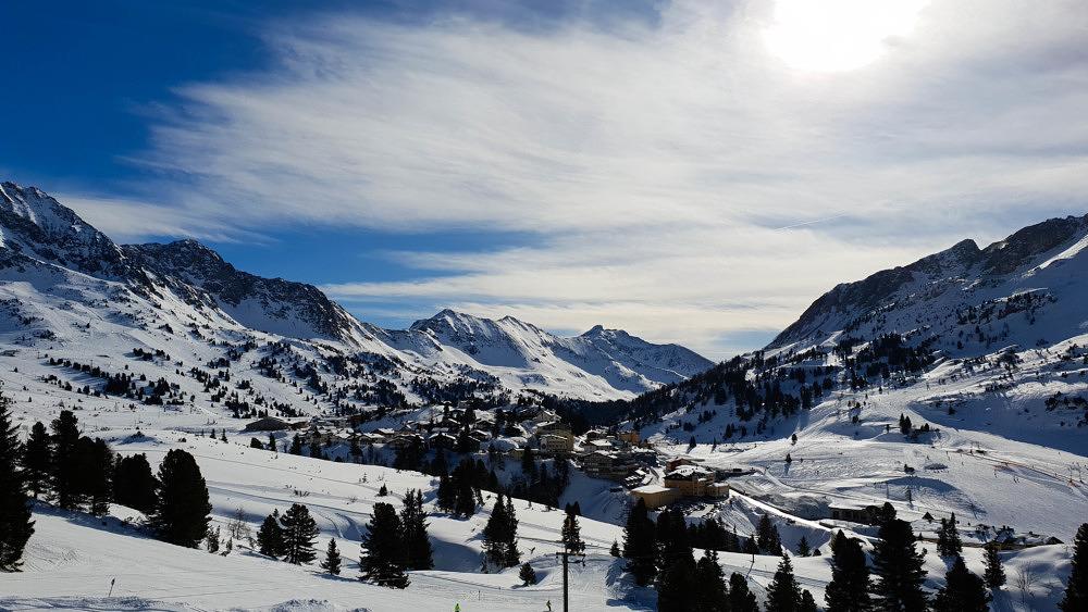 Obertauern: Sonne, Schnee & Skifahren Skigebiet Salzburg