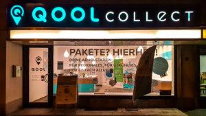 Easy einkaufen: Lokale Lebensmittel bestellen & Pakete abholen bei QOOLcollect