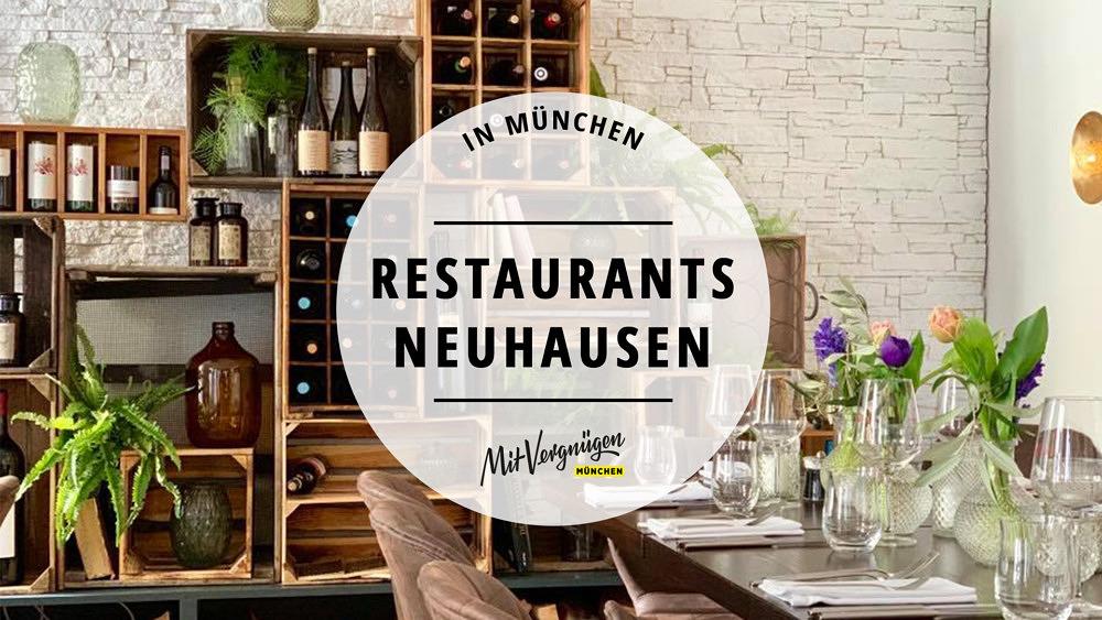 11 richtig gute Restaurants in Neuhausen, die ihr kennen solltet