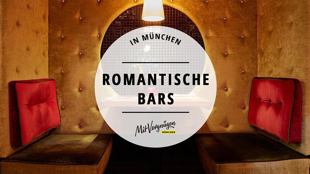 11 romantische Bars in München für einen Abend zu zweit