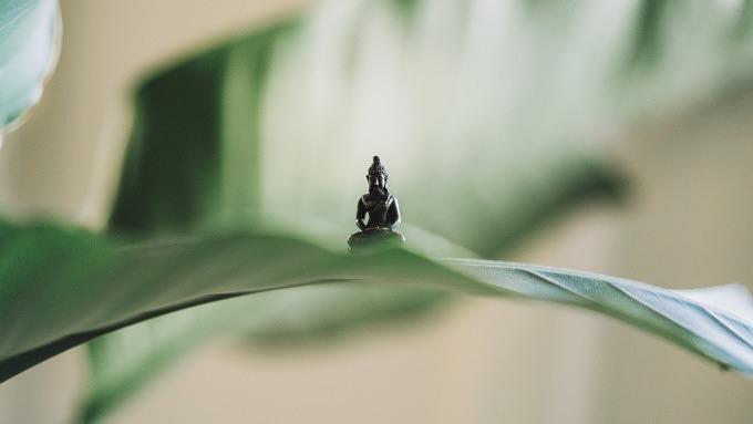 Ayurveda Entspannung Buddha Yoga