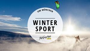 11 Wintersportarten um München, die du ausprobieren solltest
