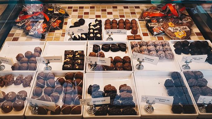11 süße Schoko-Läden in München