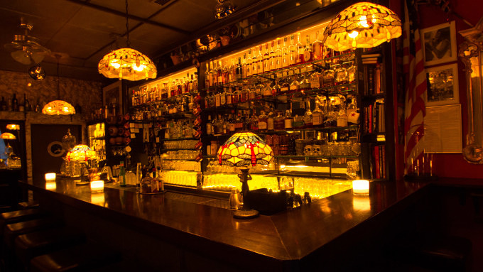 Mr. Mumbles New Orleans Bar