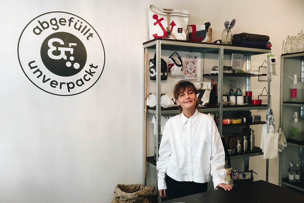 Abgefüllt und Unverpackt: Ein neuer Krämerladen im Glockenbach