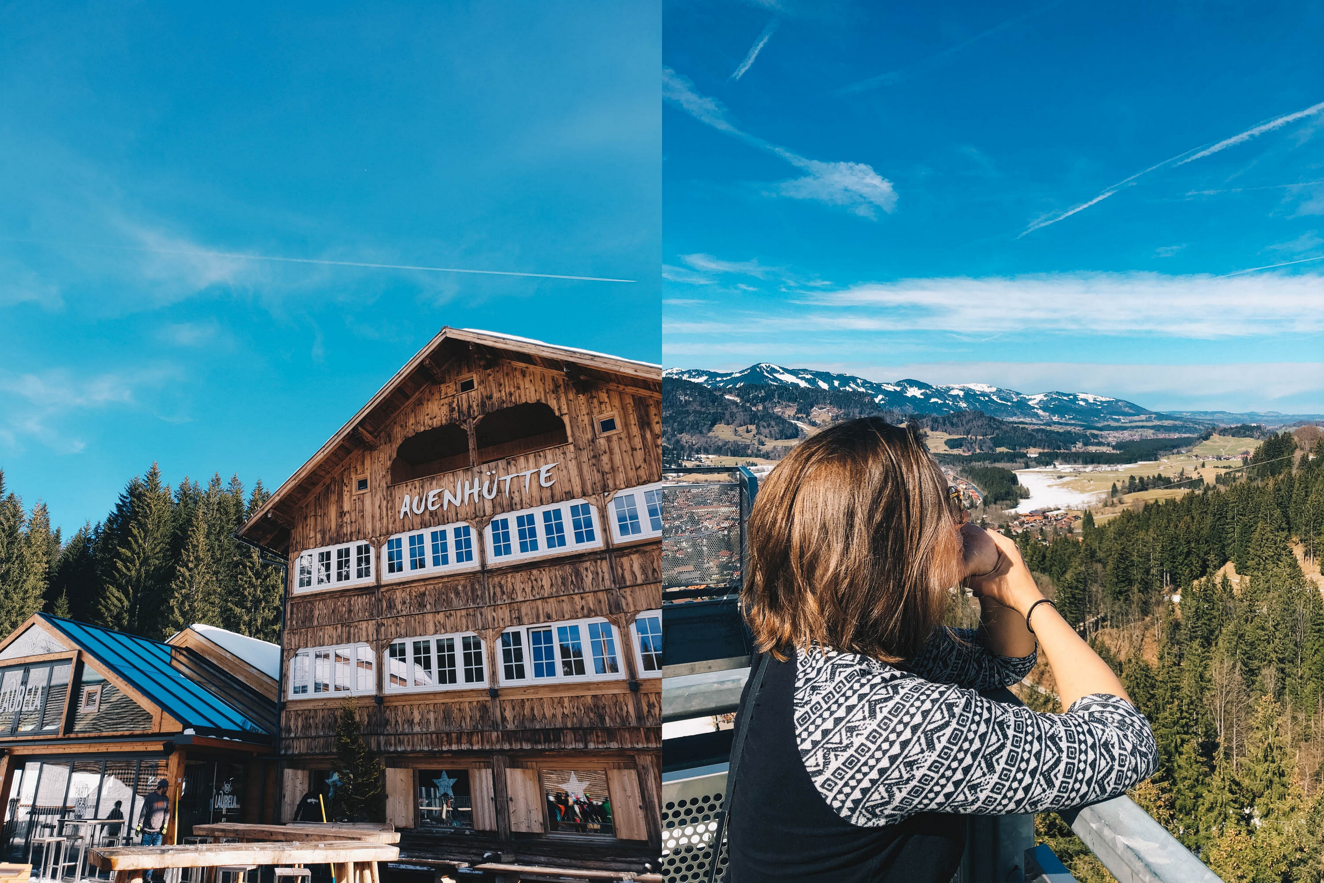 Ciao Stadt Wenn Der Frühling Kommt Bin Ich In Den Bergen