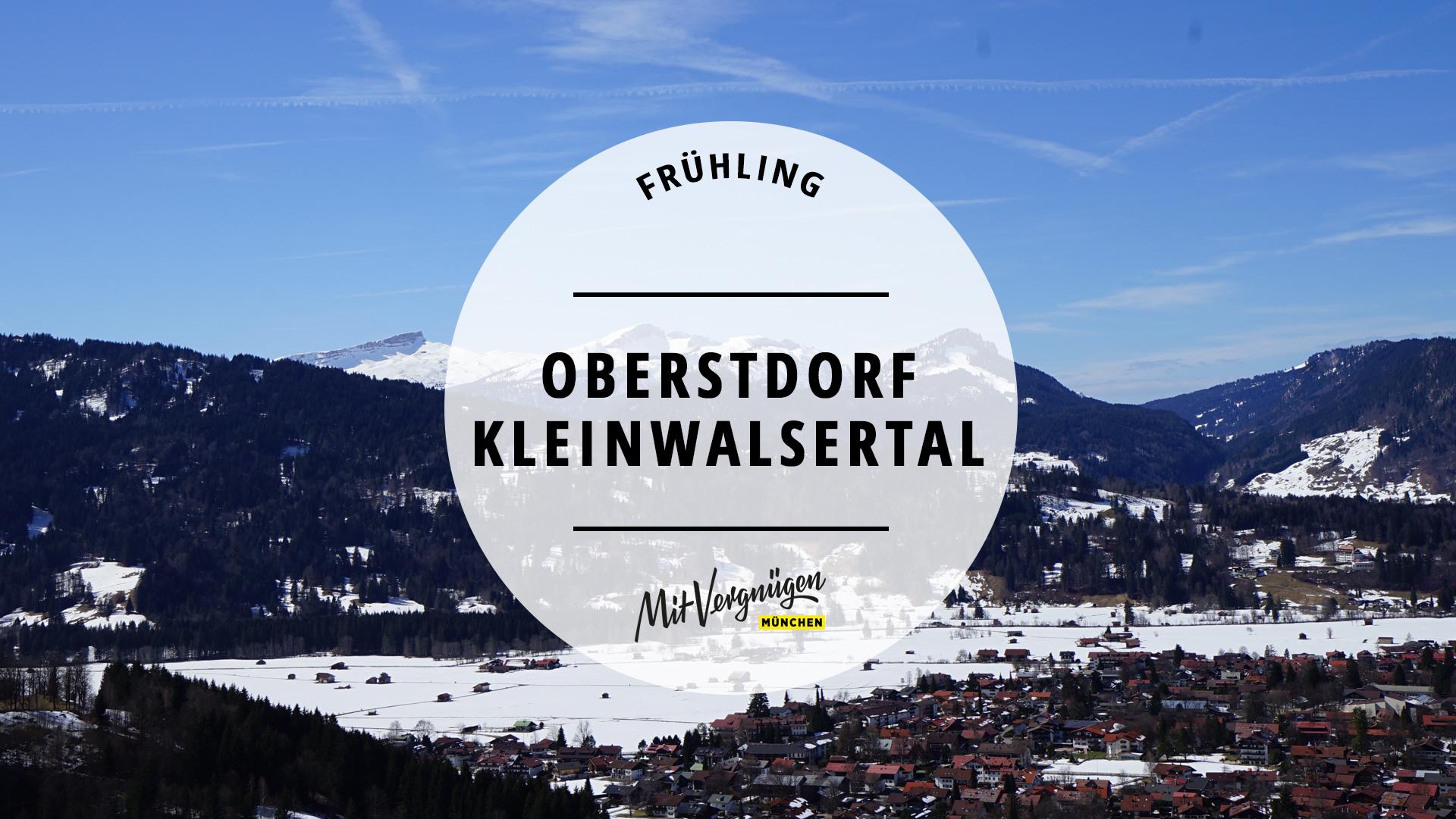 11 Dinge Die Du Im Frühling In Oberstdorf Kleinwalsertal