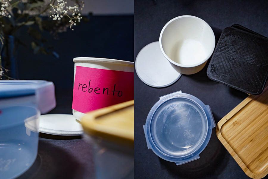 Rebento: Ein Mehrwegsystem für Take-away