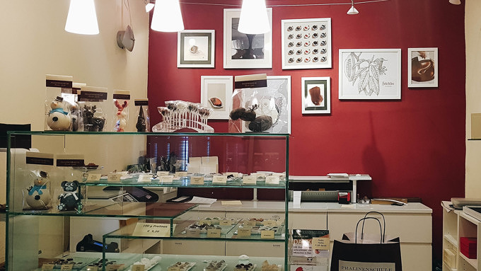 Spehr 11 süße Schoko-Läden in München