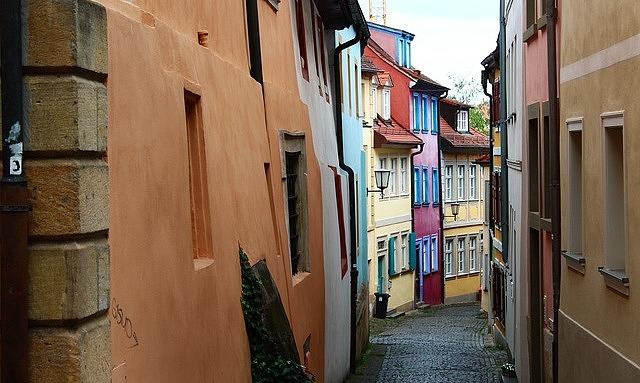 Bamberg Stadt Ausflug Franken