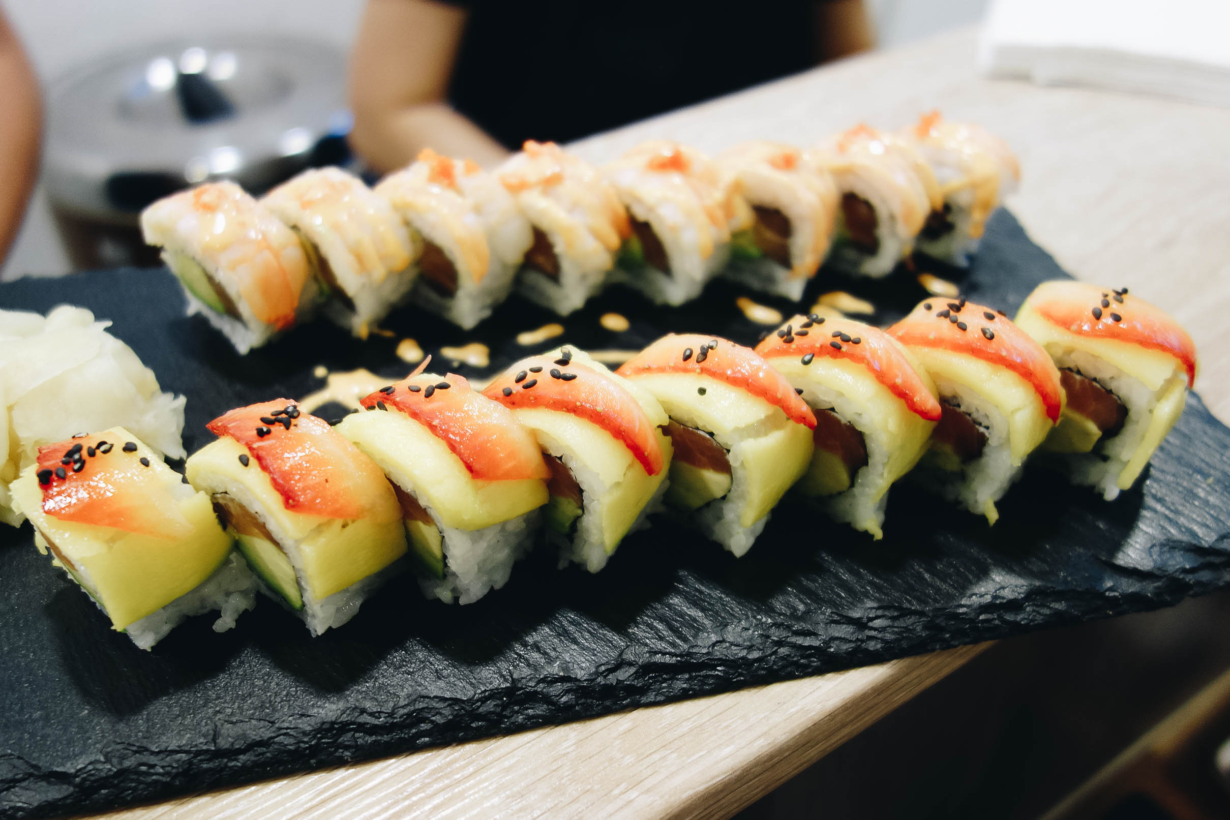 Sushi 2 Go in Sendling: Das beste Mitnehm-Sushi zum kleinen Preis