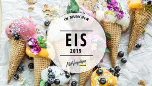 21 Eisdielen für den Sommer 2019 in München