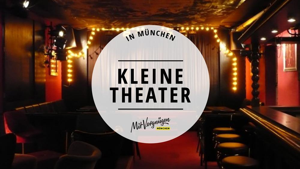 11 kleine Theater in München, die ihr mal besuchen solltet