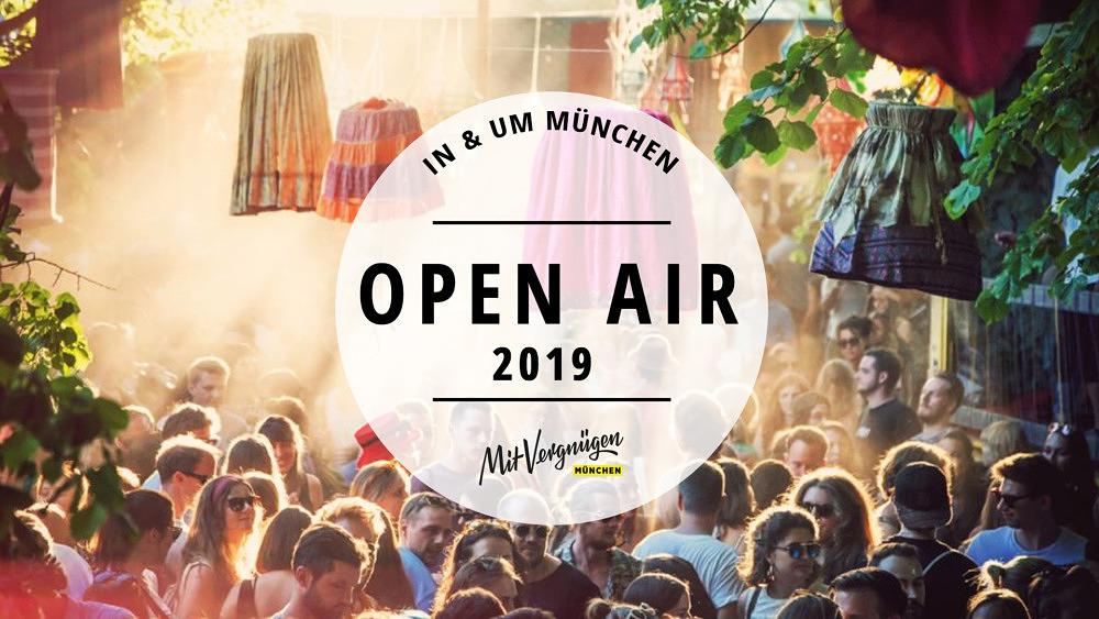 11 Open Airs, auf denen du 2019 in und um München tanzen kannst