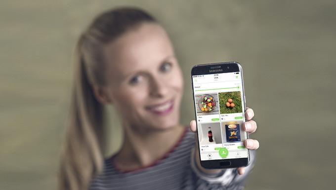 Mit der App UXA können Lebensmittel einfach geteilt werden