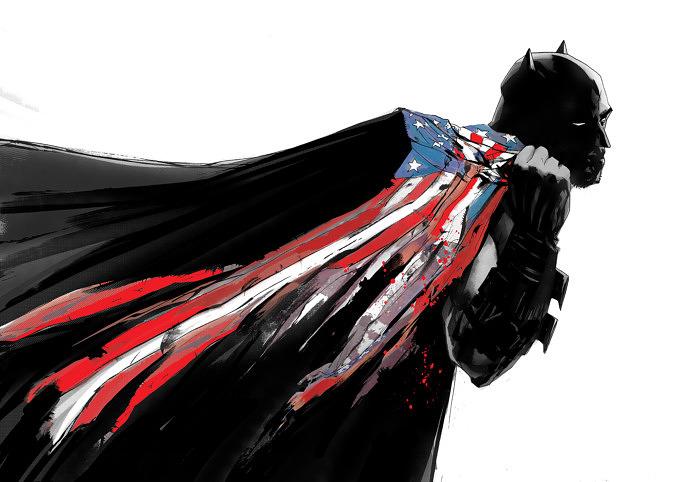 Batman by Jock/TM