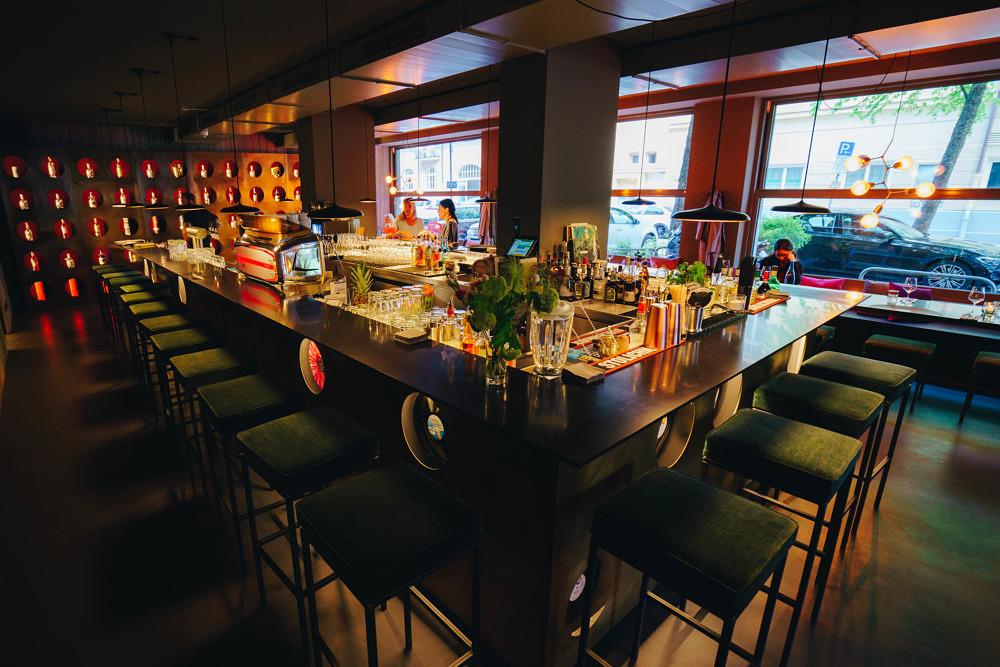 33rpm Restaurant Bar Haidhausen