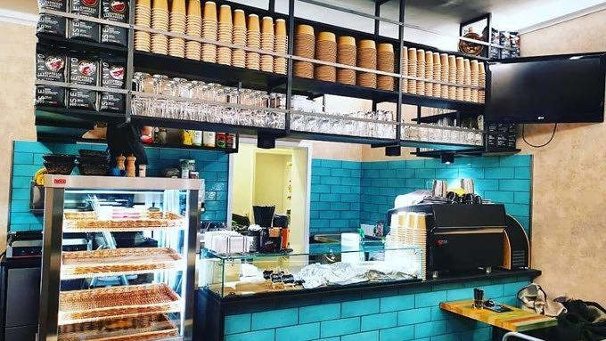 Minimis Coffeehouse Schwabing