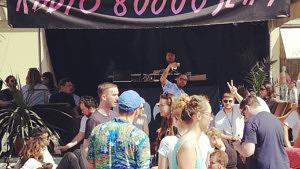 Radio 80000 Jetty Streetlife Festival