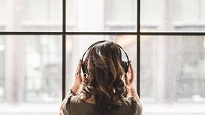 Podcast Hörbuch Hörbücher Kopfhörer