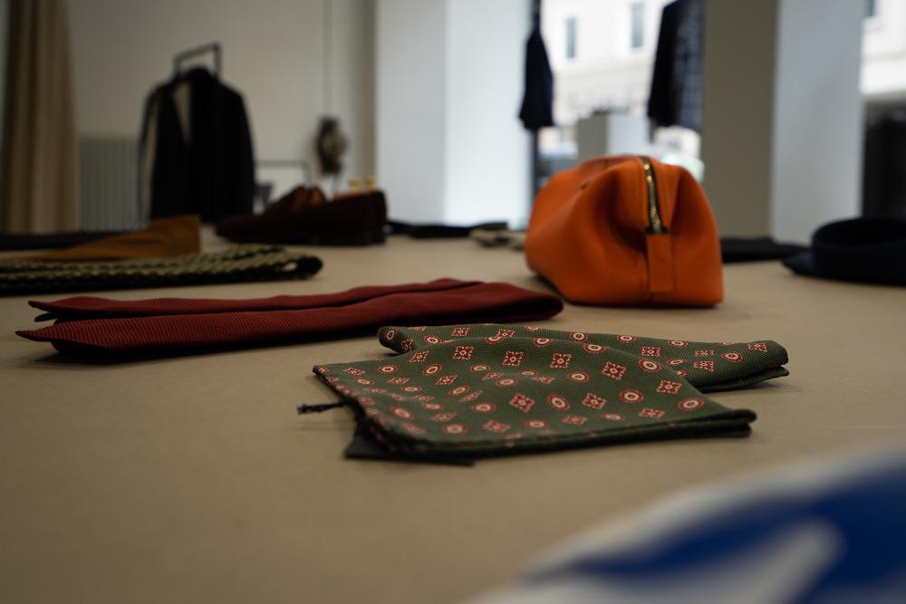 Anzug Monokel Berlin Fashion Label