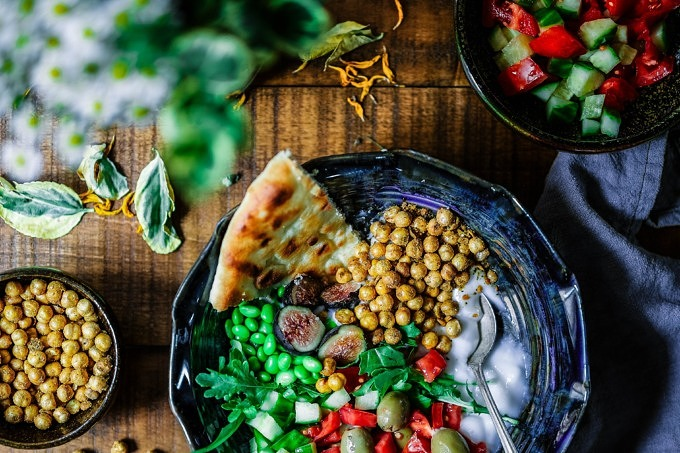 Essen vegan Bowl Food