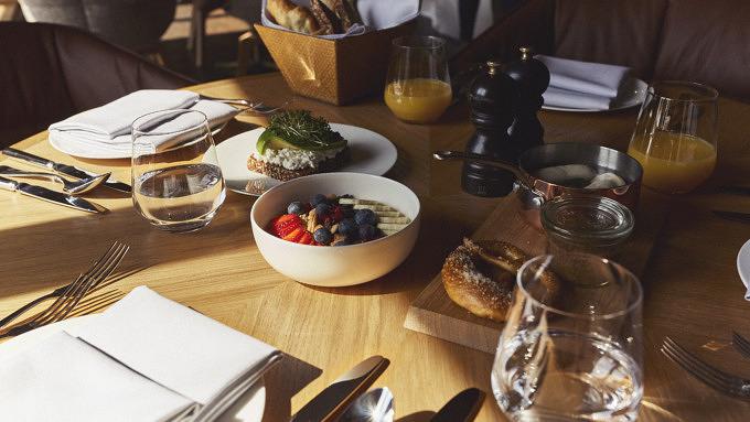 Frühstück The Louis Grillroom
