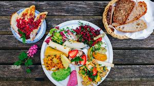 Iunu Cafe Haidhausen Frühstück