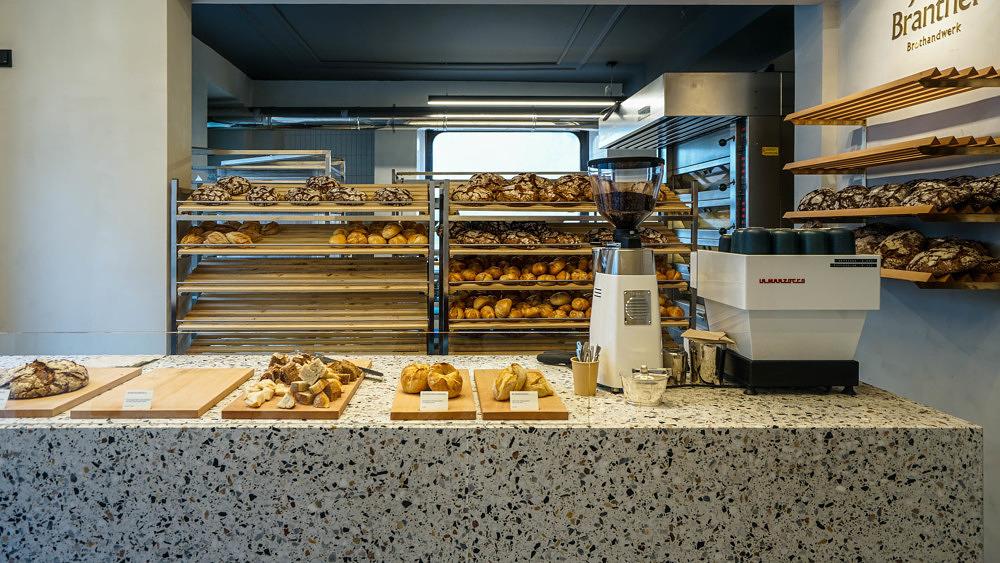 Julius Brantner Brothandwerk Maxvorstadt Bäckerei