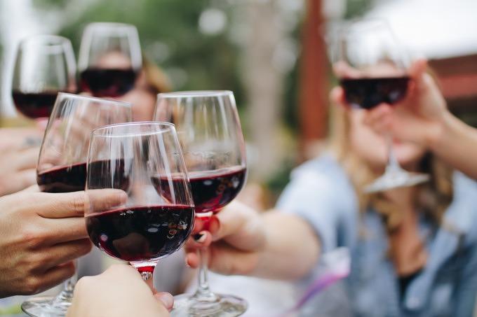 Wein Gläser