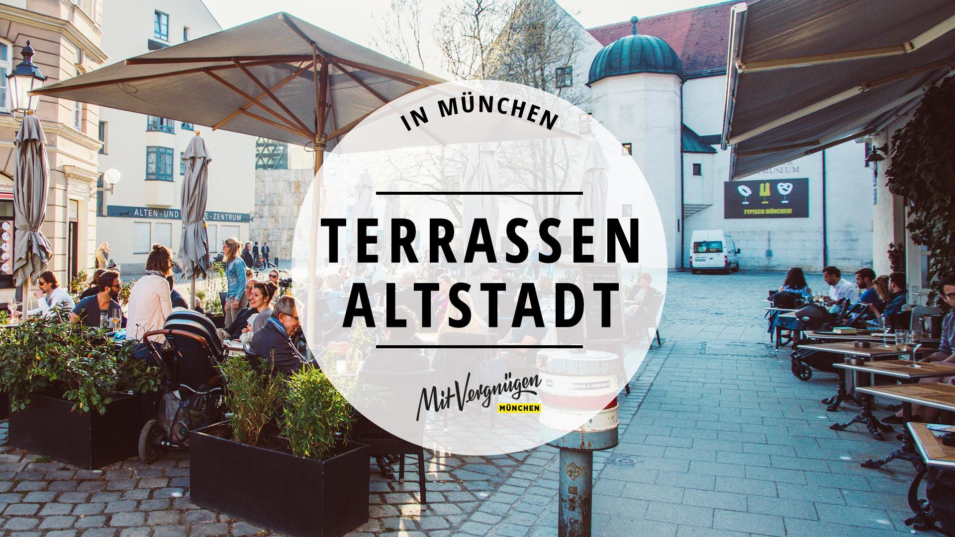 11 Restaurants, Cafés und Bars mit schönen Terrassen in der Altstadt