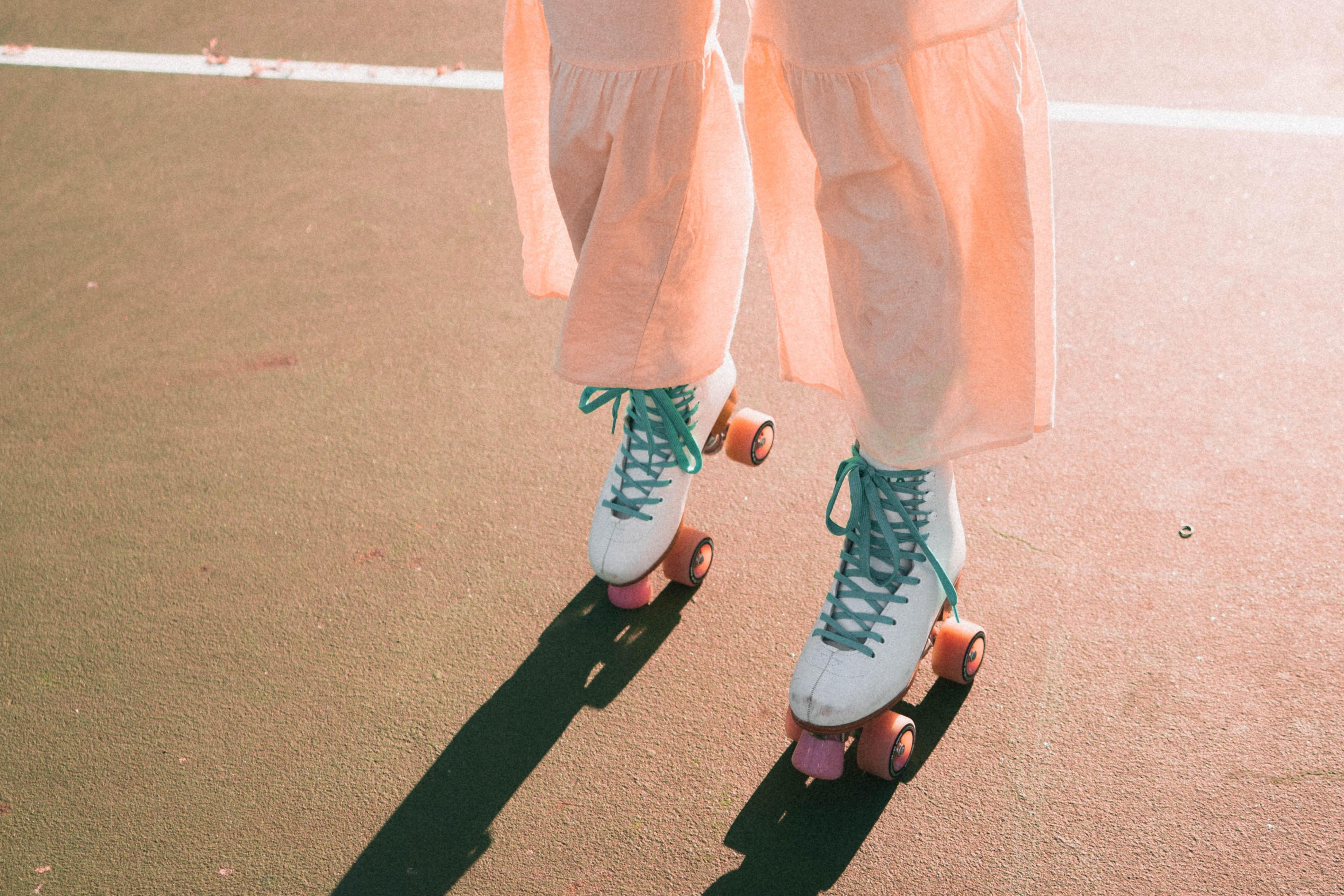 Inlineskaten Rollerskates Inliner