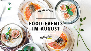 Food Events August 2019