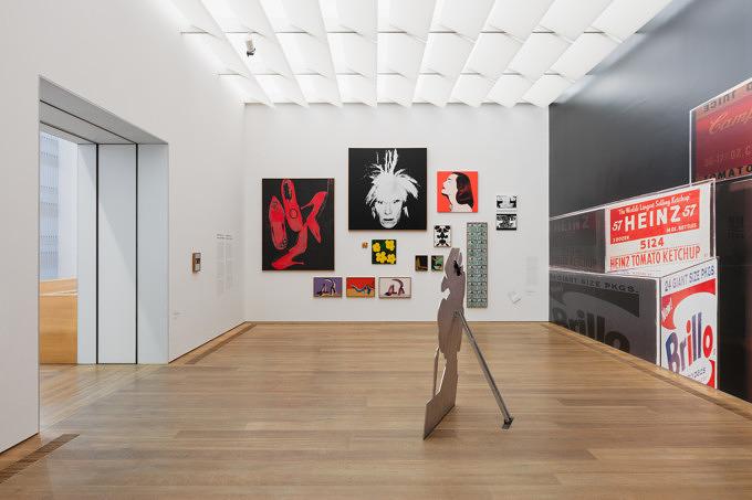 Brandhorst, Forever Young, Kunst