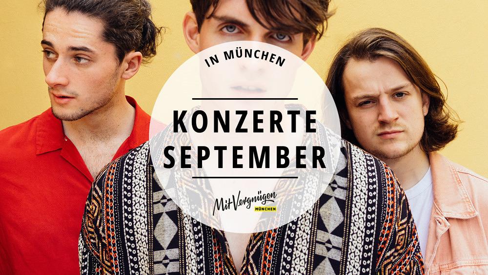 Konzerte September 2019