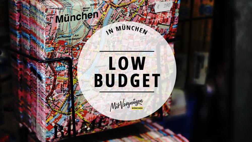 11 schöne Dinge, die du in München für wenig Geld machen kannst