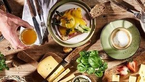 Leerdamer Rezepte Käse