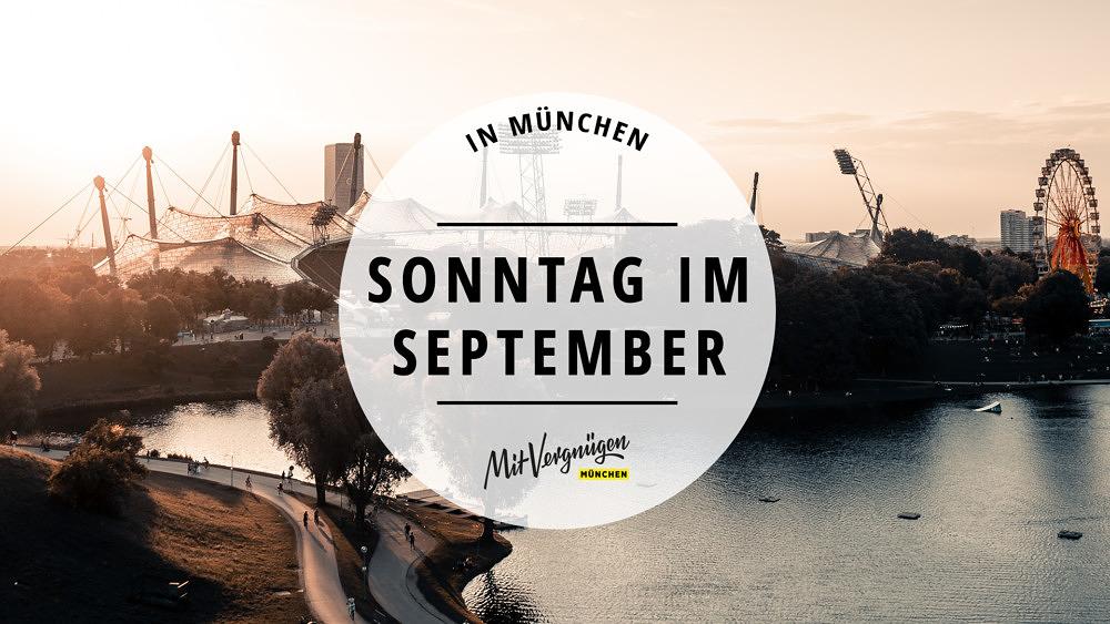 Sonntag im September